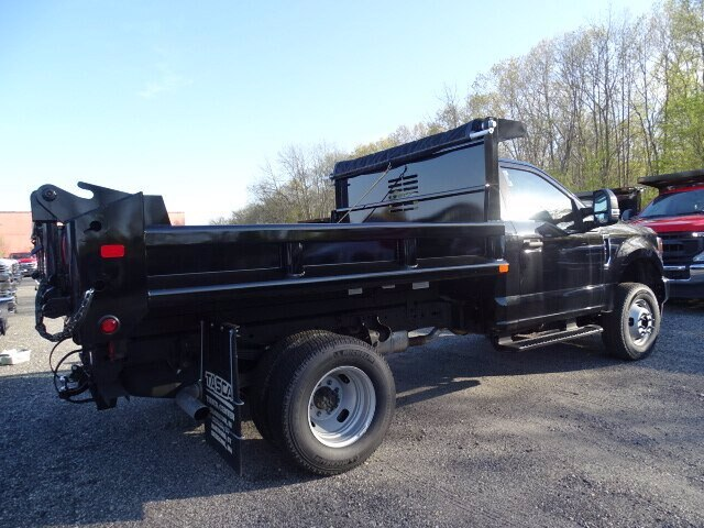 2020 Ford F-350 Regular Cab DRW 4x4, Air-Flo Dump Body #CR6703 - photo 1