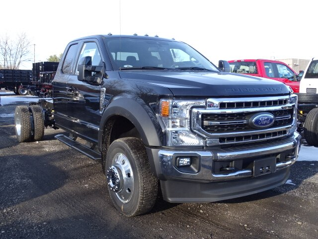 2020 F-450 Super Cab DRW 4x4, Cab Chassis #CR6704 - photo 1