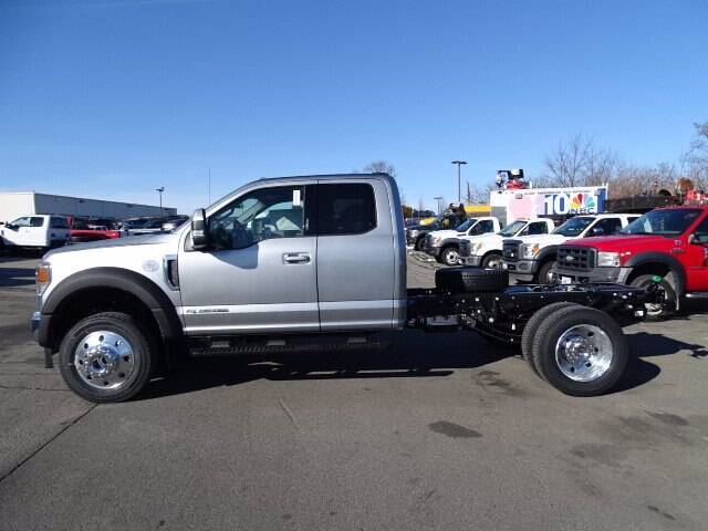 2020 Ford F-450 Super Cab DRW 4x4, Cab Chassis #CR6709 - photo 1