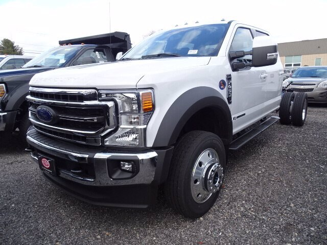 2020 Ford F-450 Crew Cab DRW 4x4, Cab Chassis #CR6719 - photo 1