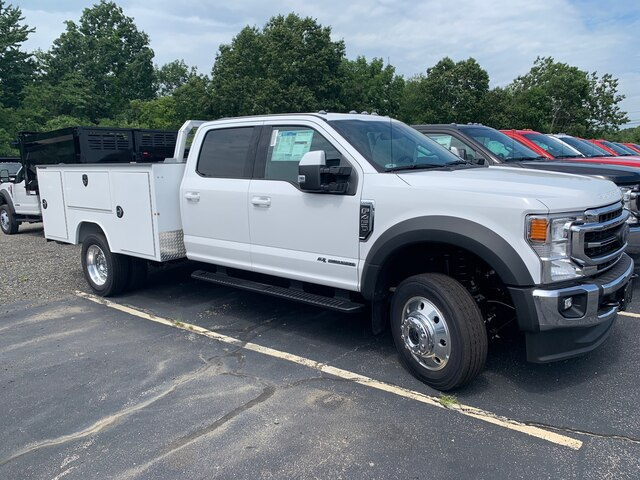 2020 Ford F-450 Crew Cab DRW 4x4, Service Body #CR6719 - photo 1