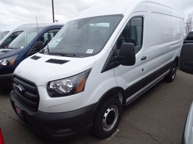 2020 Ford Transit 250 Med Roof RWD, Empty Cargo Van #CR6735 - photo 1