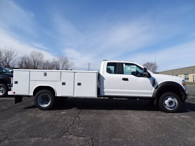 2020 F-450 Super Cab DRW 4x4, Reading Service Body #CR6743 - photo 1