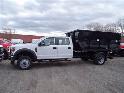 2020 Ford F-550 Crew Cab DRW 4x4, Switch N Go Drop Box Hooklift Body #CR6744 - photo 1