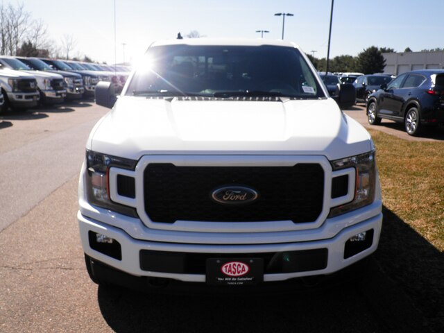 2020 F-150 SuperCrew Cab 4x4, Pickup #CR6758 - photo 8