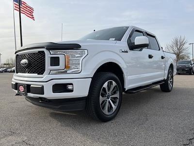 2020 Ford F-150 SuperCrew Cab 4x4, Pickup #CR6766FC - photo 3