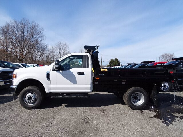 2020 Ford F-350 Regular Cab DRW 4x4, Air-Flo Dump Body #CR6777 - photo 1
