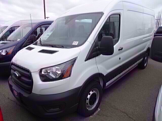 2020 Ford Transit 250 Med Roof RWD, Empty Cargo Van #CR6781 - photo 1