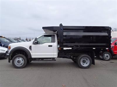 2020 Ford F-550 Regular Cab DRW 4x4, Rugby Landscape Dump #CR6803 - photo 1