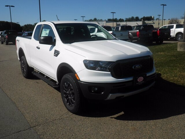 2020 Ford Ranger Super Cab 4x4, Pickup #CR6808 - photo 1