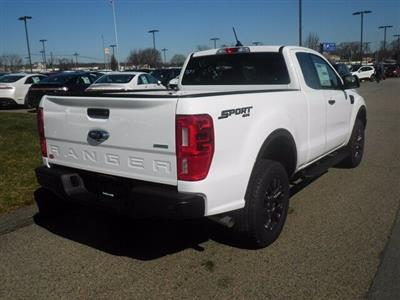 2020 Ford Ranger Super Cab 4x4, Pickup #CR6808 - photo 2