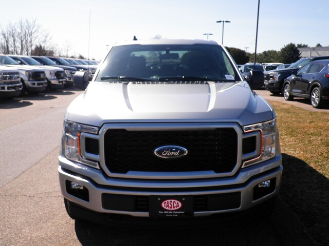 2020 F-150 Super Cab 4x4, Pickup #CR6831 - photo 9