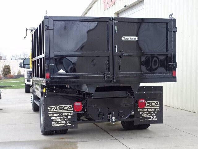 2020 F-350 Super Cab DRW 4x4, SH Truck Bodies Landscape Dump #CR6885 - photo 1