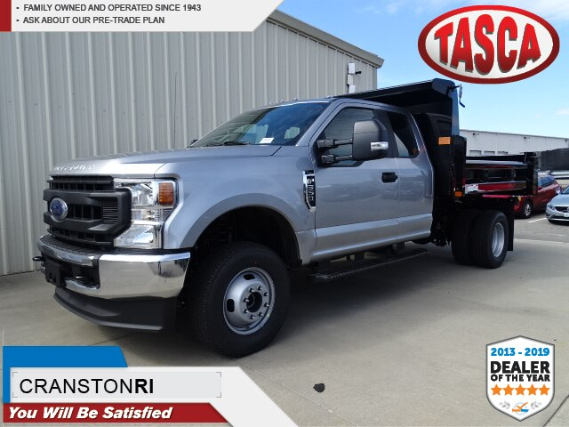 2020 F-350 Super Cab DRW 4x4, Rugby Dump Body #CR6895 - photo 1