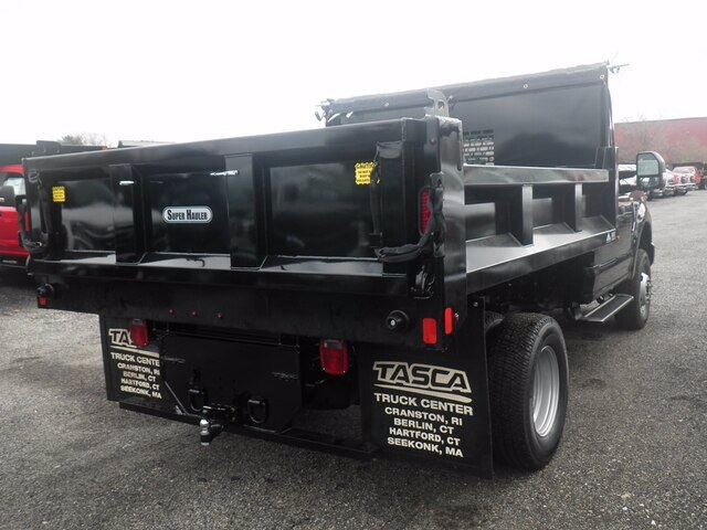 2020 F-350 Regular Cab DRW 4x4, SH Truck Bodies Dump Body #CR6908 - photo 1