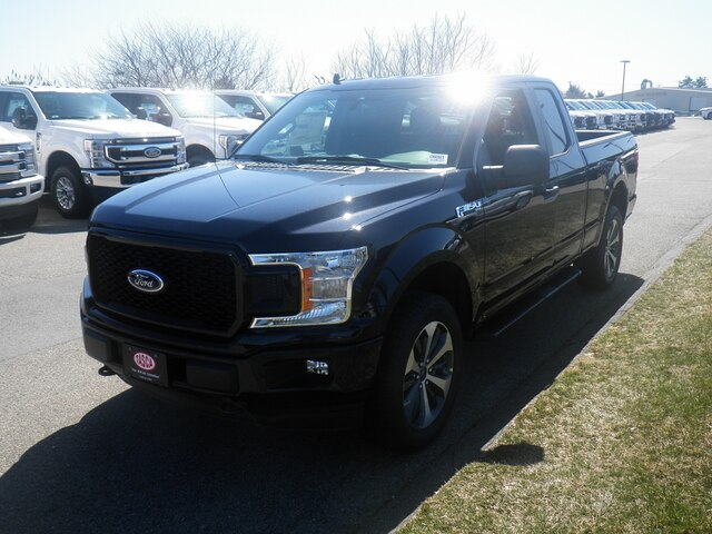 2020 F-150 Super Cab 4x4, Pickup #CR6921 - photo 4