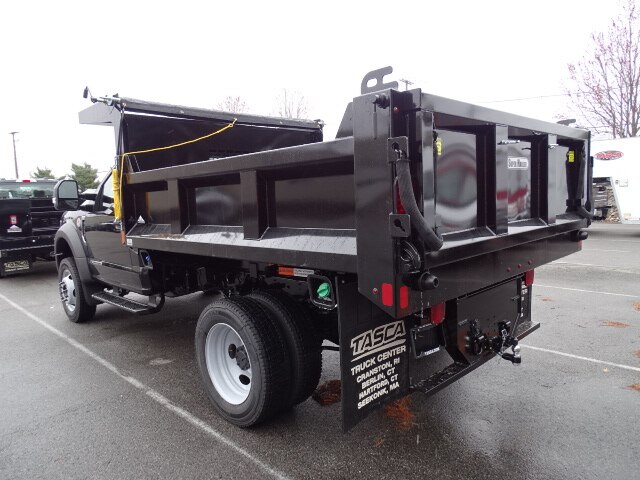 2020 F-550 Regular Cab DRW 4x4, SH Truck Bodies Dump Body #CR6926 - photo 1