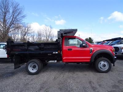 2020 Ford F-550 Regular Cab DRW 4x4, Dump Body #CR6927 - photo 1