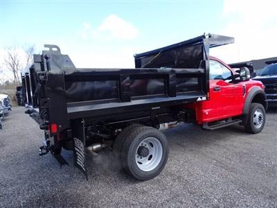 2020 Ford F-550 Regular Cab DRW 4x4, Dump Body #CR6927 - photo 2