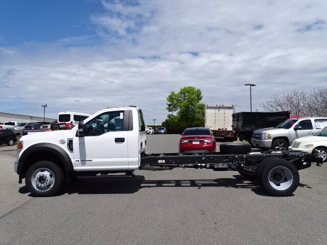 2020 Ford F-550 Regular Cab DRW 4x4, Cab Chassis #CR6931 - photo 1