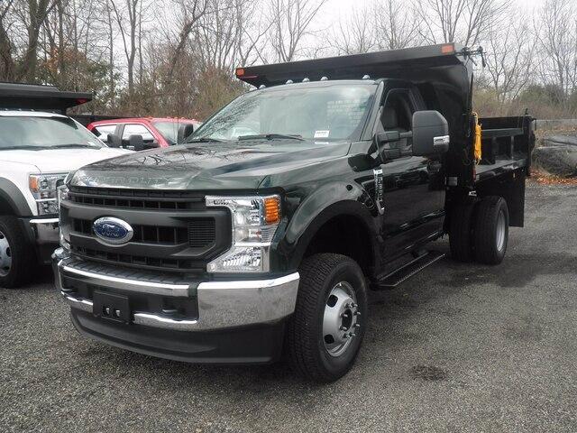 2020 Ford F-550 Regular Cab DRW 4x4, Reading Marauder Dump Body #CR6961 - photo 12