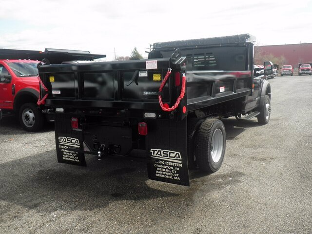 2020 Ford F-550 Regular Cab DRW 4x4, Reading Dump Body #CR6961 - photo 1
