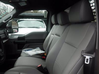 2020 Ford F-550 Regular Cab DRW 4x4, Reading Marauder Dump Body #CR6961 - photo 17