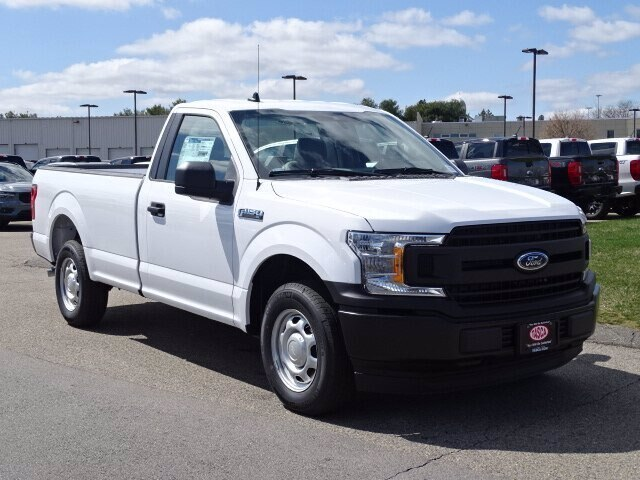 2020 Ford F-150 Regular Cab RWD, Pickup #CR6964 - photo 3