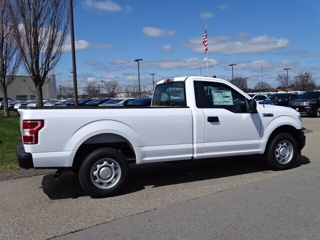 2020 Ford F-150 Regular Cab RWD, Pickup #CR6964 - photo 4