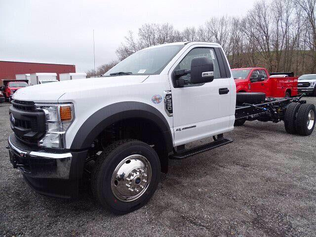 2020 Ford F-550 Regular Cab DRW 4x2, Cab Chassis #CR6968 - photo 1