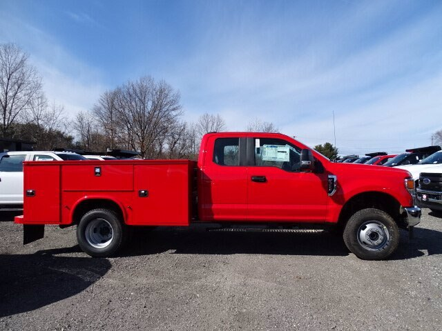 2020 F-350 Super Cab DRW 4x4, Knapheide Service Body #CR6974 - photo 1