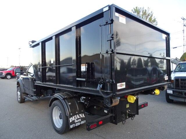 2020 F-550 Regular Cab DRW 4x4, Switch N Go Hooklift Body #CR7011 - photo 1