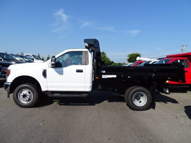 2020 Ford F-350 Regular Cab DRW 4x4, Rugby Eliminator LP Steel Dump Body #CR7022 - photo 1