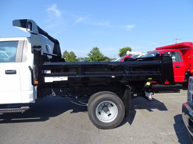 2020 Ford F-350 Regular Cab DRW 4x4, Rugby Eliminator LP Steel Dump Body #CR7022 - photo 2