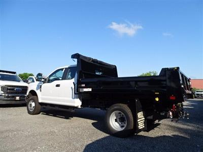 2020 Ford F-350 Super Cab DRW 4x4, Rugby Eliminator LP Steel Dump Body #CR7024 - photo 2