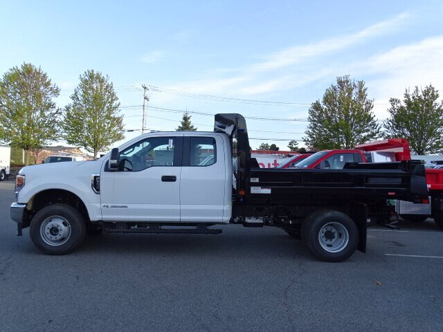 2020 Ford F-350 Super Cab DRW 4x4, Rugby Dump Body #CR7026 - photo 1
