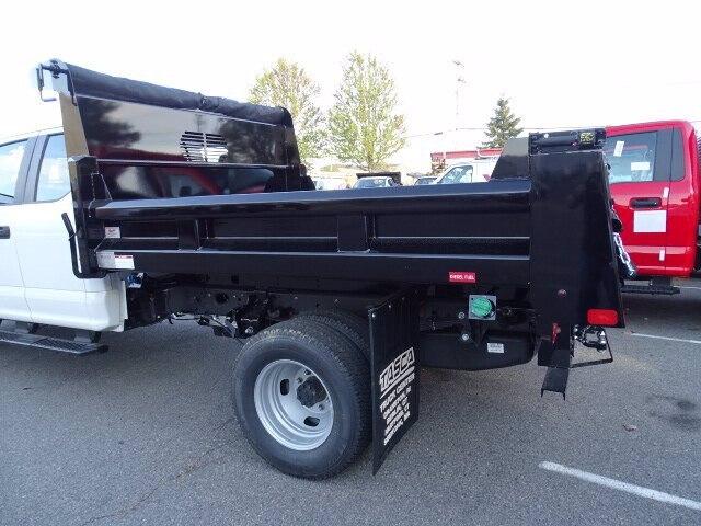 2020 F-350 Super Cab DRW 4x4, Rugby Eliminator LP Steel Dump Body #CR7026 - photo 2