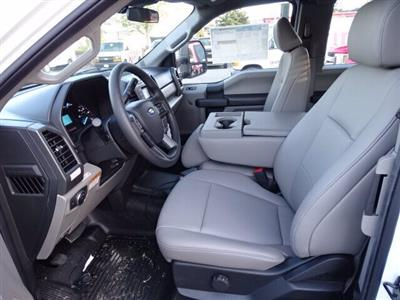 2020 Ford F-350 Super Cab DRW 4x4, Rugby Eliminator LP Steel Dump Body #CR7026 - photo 5
