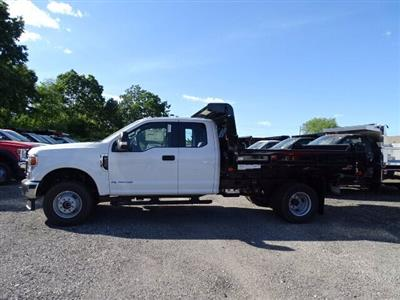 2020 Ford F-350 Super Cab DRW 4x4, Rugby Eliminator LP Steel Dump Body #CR7027 - photo 1