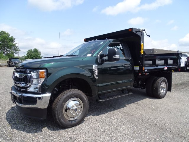 2020 Ford F-350 Regular Cab DRW 4x4, SH Truck Bodies Dump Body #CR7061 - photo 1