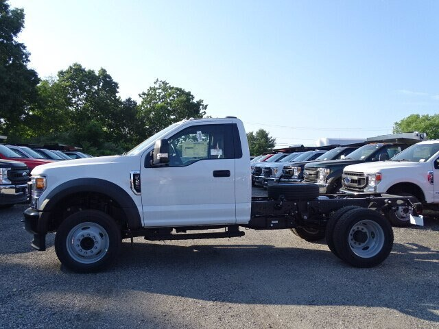 2020 Ford F-450 Regular Cab DRW 4x2, Cab Chassis #CR7066 - photo 1