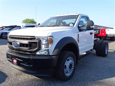 2020 Ford F-450 Regular Cab DRW 4x2, Cab Chassis #CR7066 - photo 2