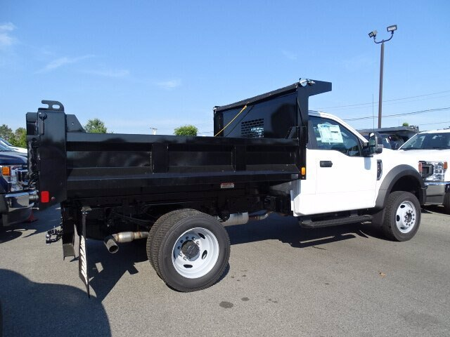 2020 Ford F-550 Regular Cab DRW 4x4, SH Truck Bodies Dump Body #CR7075 - photo 2