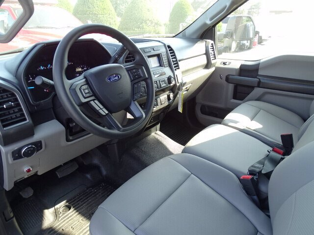 2020 Ford F-550 Regular Cab DRW 4x4, SH Truck Bodies Dump Body #CR7075 - photo 4