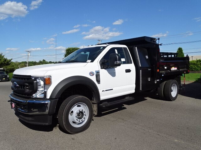 2020 Ford F-550 Regular Cab DRW 4x4, Reading Marauder Dump Body #CR7076 - photo 3