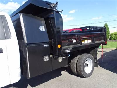 2020 Ford F-550 Regular Cab DRW 4x4, Reading Marauder Dump Body #CR7076 - photo 2