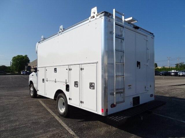 2021 Ford E-350 RWD, Supreme Service Utility Van #CR7086 - photo 1