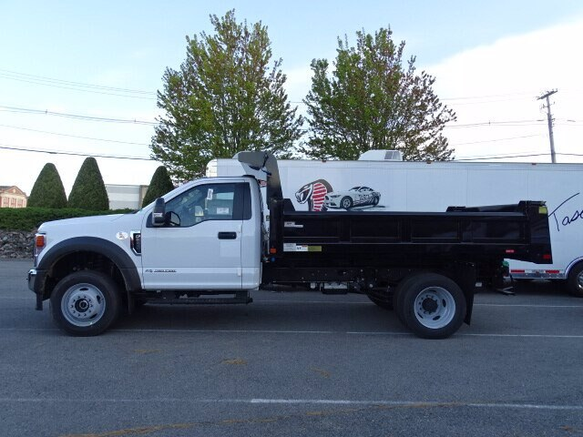 2020 F-550 Regular Cab DRW 4x4, Rugby Dump Body #CR7090 - photo 1