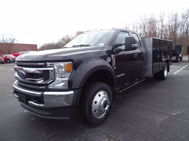 2020 Ford F-550 Super Cab DRW 4x4, Reading Service Body #CR7092 - photo 1