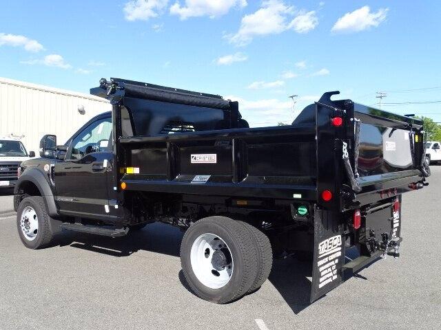 2020 Ford F-550 Regular Cab DRW 4x4, Crysteel Dump Body #CR7095 - photo 2
